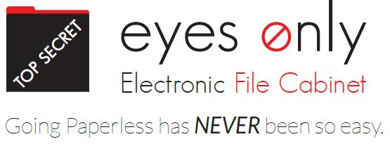 Eyes Only Electronic File Cabinet